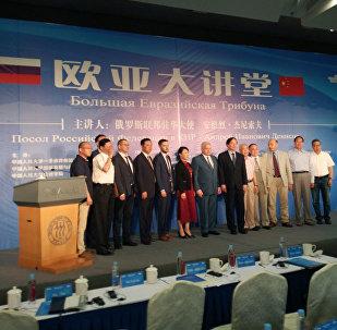 俄駐華大使:美國保護主義政策正損害世界貿易但無法撼動俄中關係
