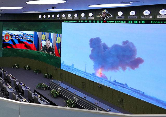 俄戰略火箭軍司令:「先鋒」導彈已開始交付給俄戰略火箭軍