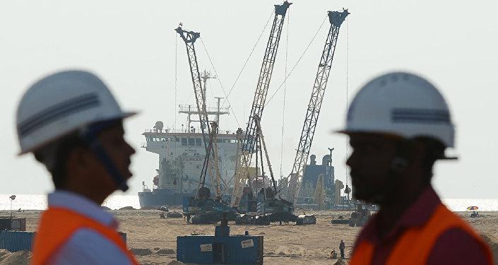 日本和印度與中國展開斯里蘭卡港口擴建爭奪戰