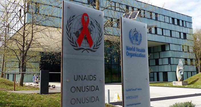美國支持台灣參加世界衛生大會