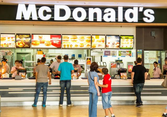 麦当劳将开始卖人造肉汉堡