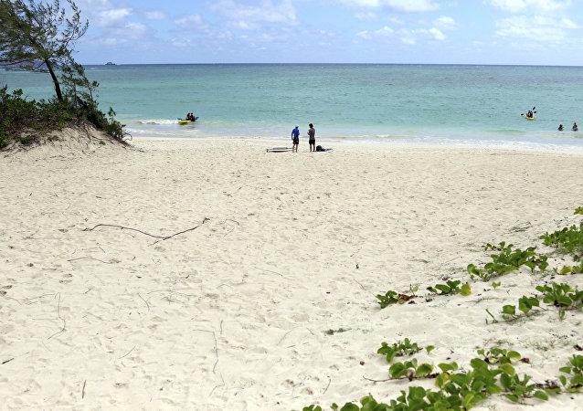 凱路亞海灘