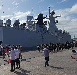 """瓦努阿图不担心中国的""""债务陷阱"""""""