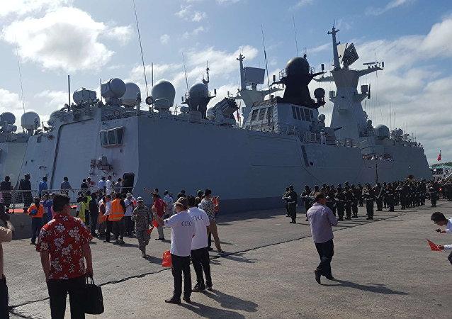 瓦努阿圖不擔心中國的「債務陷阱」