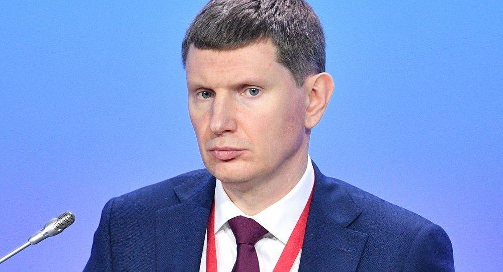 彼尔姆边疆区行政长官列舍特尼科夫(资料图片)