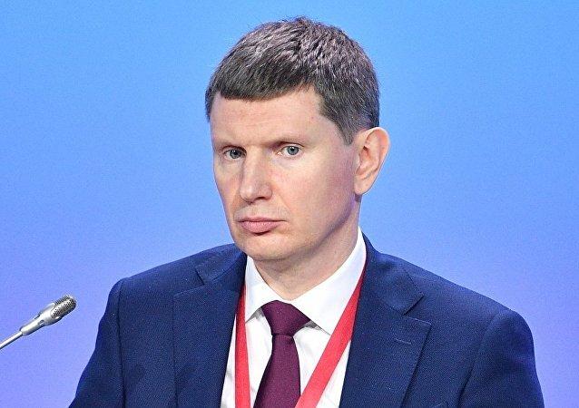 彼爾姆邊疆區行政長官列捨特尼科夫(資料圖片)