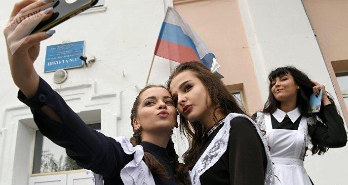 俄全国热议在符拉迪沃斯托克爆出的性虐待式毕业派对丑闻
