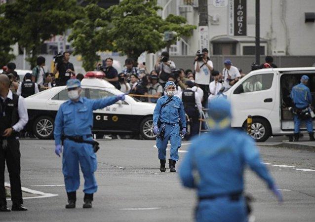 日本川崎持刀伤人事件死亡人数增至2人 另有5人受重伤