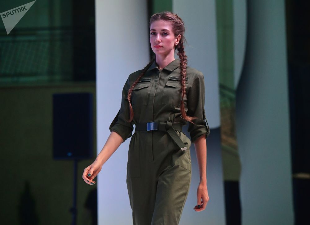 "Black Star Wear和""俄罗斯军队""两大服装品牌推出合作款"