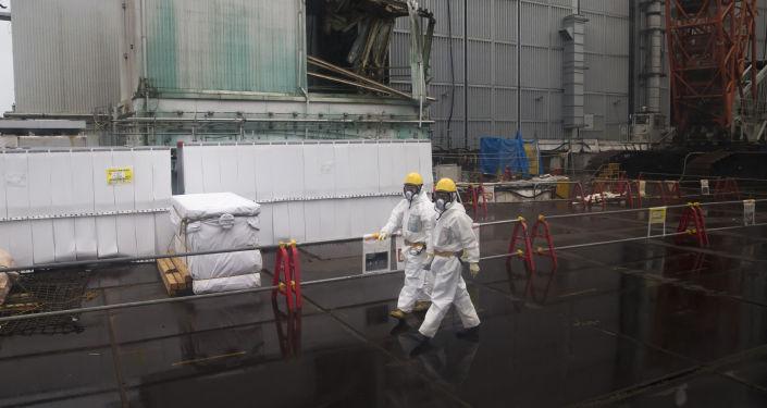 媒体:日本正考虑将福岛核电站放射性污水排入大海