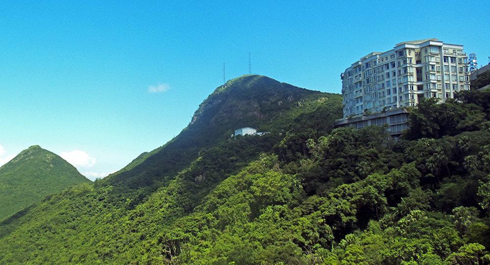 香港太平山