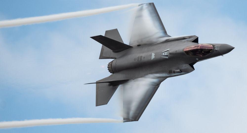 F-35最新式战斗机