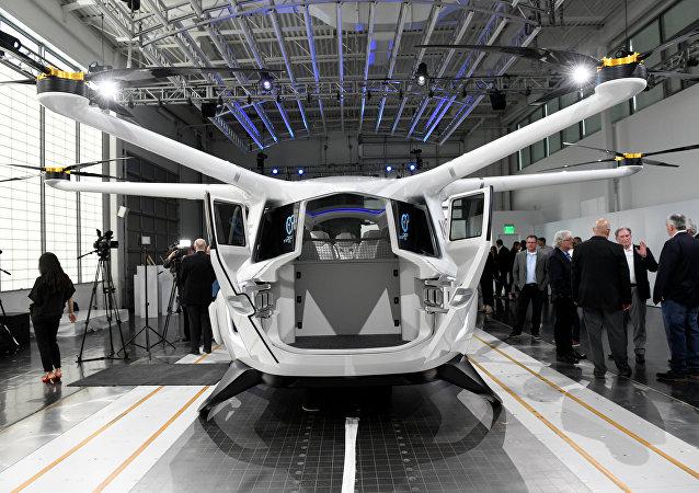 已推出首款用氫氣做燃料的飛行出租車Skai