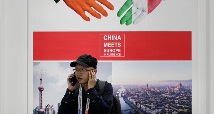 中国试图在欧洲挤压美国