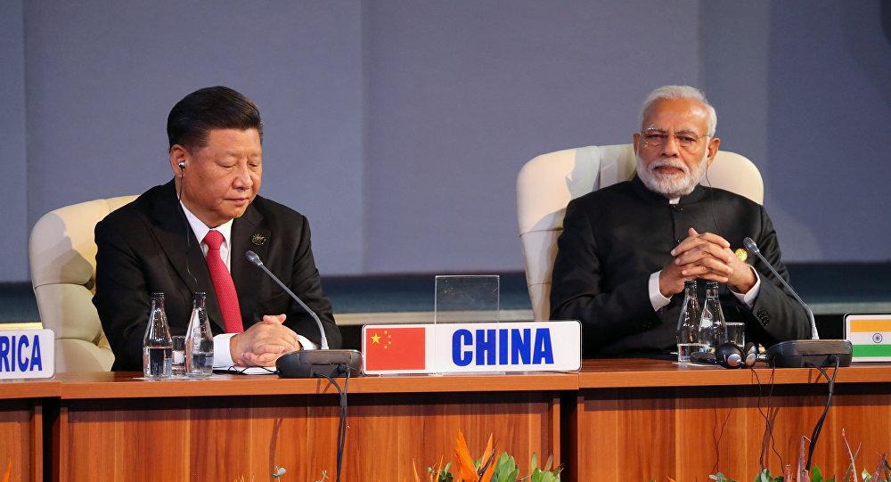 中印兩國年底前可能可能舉行幾次高層會晤