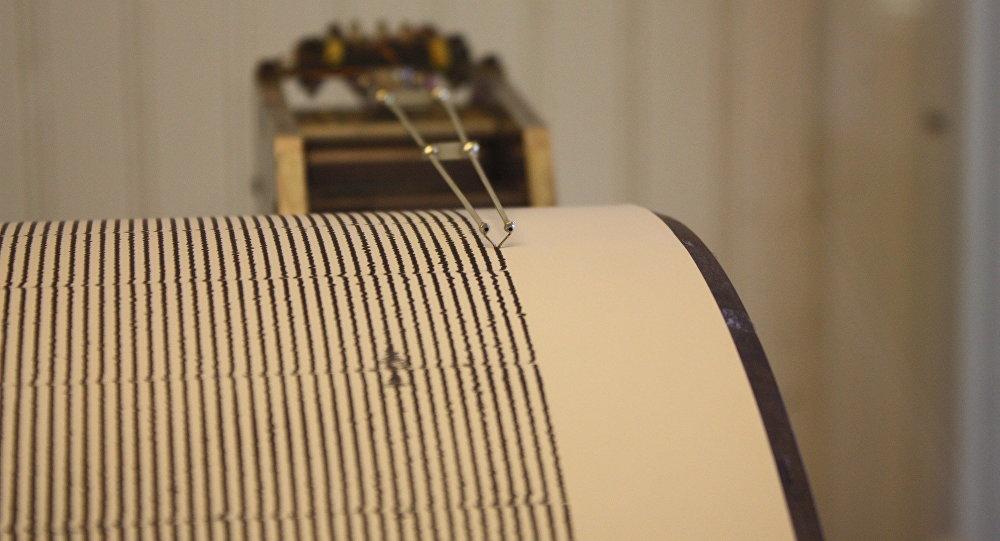美國地質勘探局:美國華盛頓州發生4.6級地震