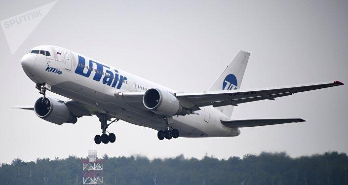烏塔航空一架飛機預計在莫斯科伏努科沃機場緊急降落