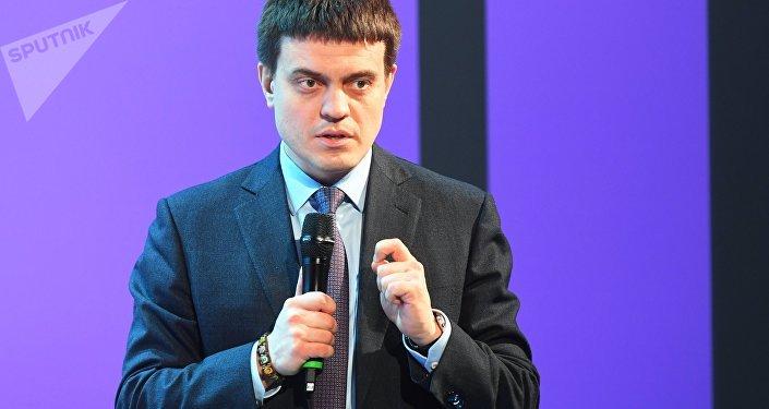 俄罗斯科学与高等教育部长米哈伊尔·科丘科夫独家新闻发布会