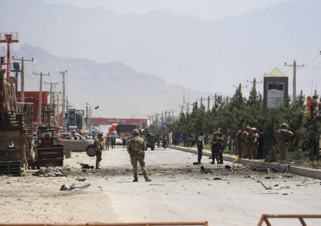 阿富汗首都發生三起爆炸造成1死17傷