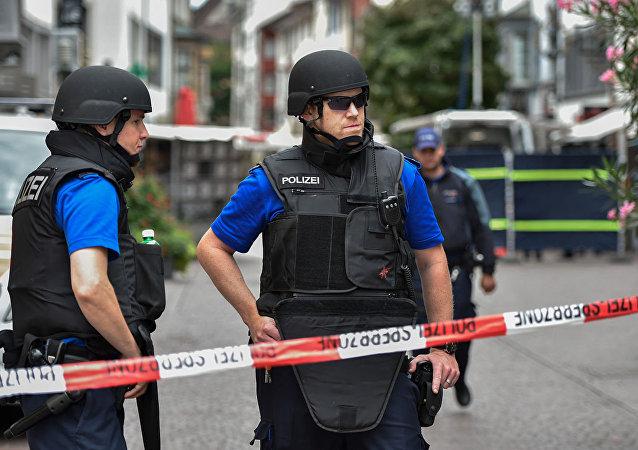 警方:蘇黎世劫持人質事件中三人死亡