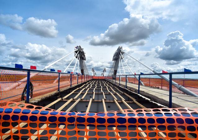 俄企高管: 布拉戈维申斯克-黑河大桥将为俄中关系注入新动力