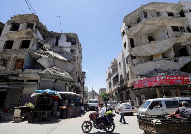 叙外交部:叙政府为愿意撤离伊德利卜的平民开辟人道主义走廊