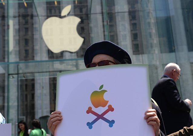 中國人是否準備放棄美國商品?