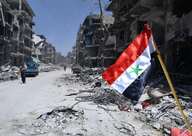 新一轮叙利亚问题阿斯塔纳和谈将于10月在哈萨克斯坦举行