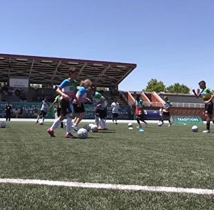 """""""友谊·足球""""国际比赛"""