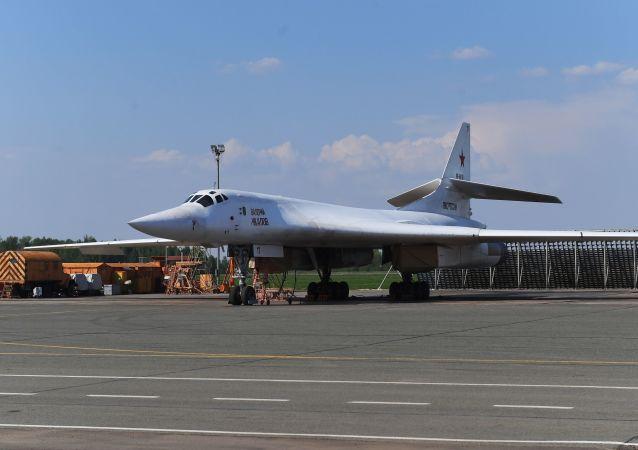 最新的图-22M3M轰炸机被进行了测试