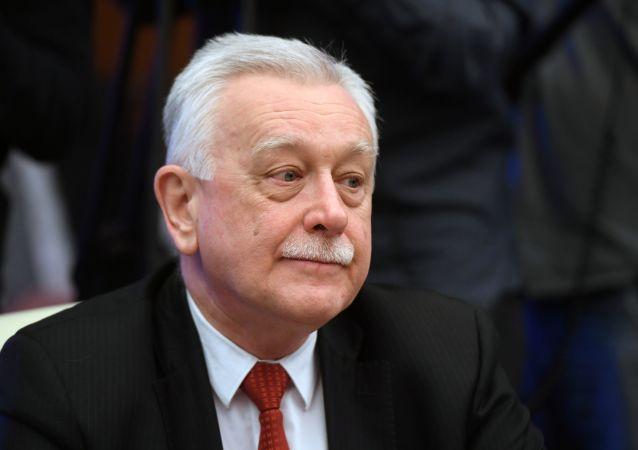 Чрезвычайный и полномочный посол РФ в Венесуэле Владимир Заемский