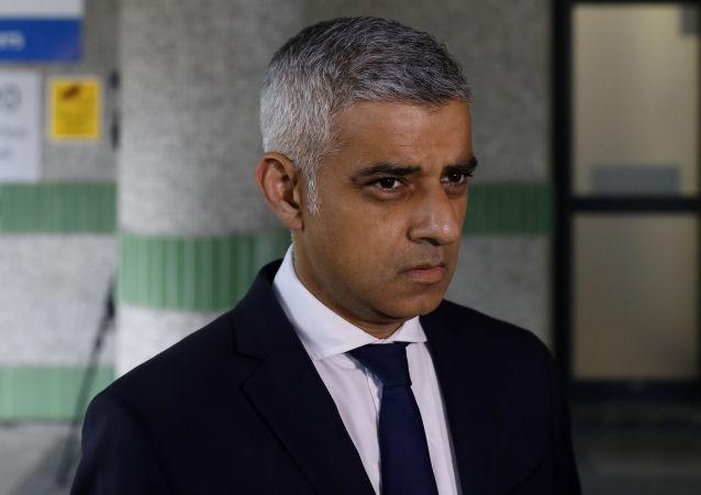 倫敦市長薩迪克·汗
