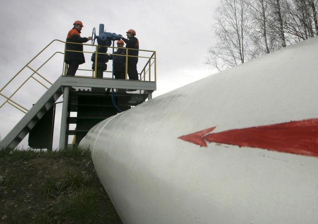 Нефтепровод Дружба.