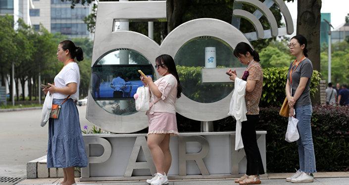 媒体:华为公司就5G许可问题与美国公司正在进行谈判