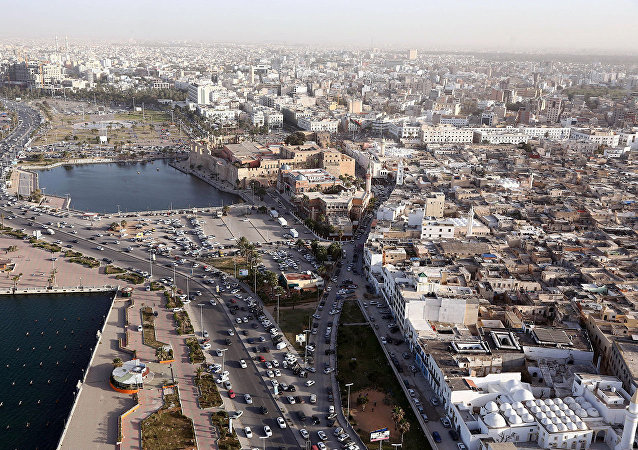利比亞國民軍空軍將轟炸的黎波里城內目標
