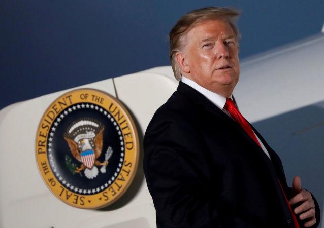 白宮:特朗普將於12月2日至4日赴英出席北約峰會