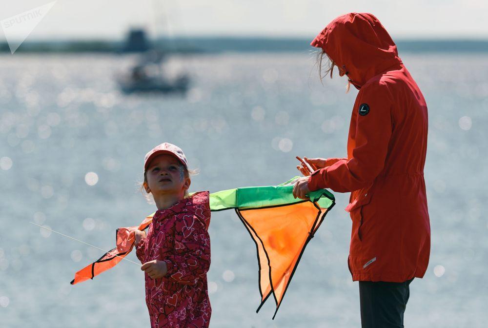 喀琅施塔得风筝节