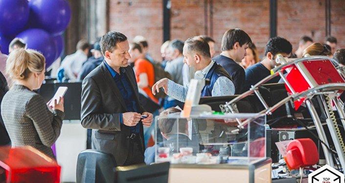 首届中俄创新创业大赛获胜者将获得向中国投资者推介项目的机会