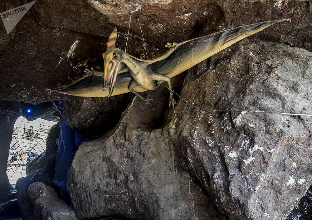 德黑兰的昆虫公园和侏罗纪公园