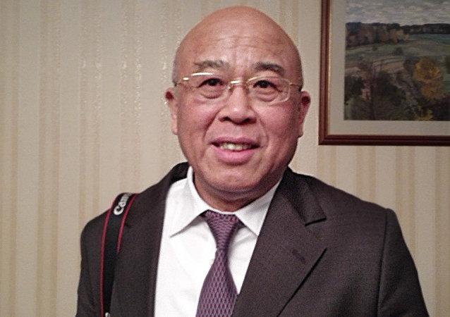 中国人民争取和平与载军协会副会长周力