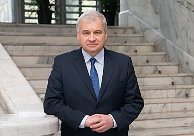 俄罗斯驻华大使杰尼索夫