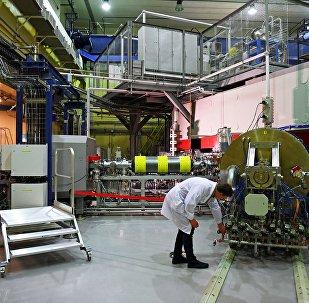 莫斯科郊外的杜布纳原子核联合研究所