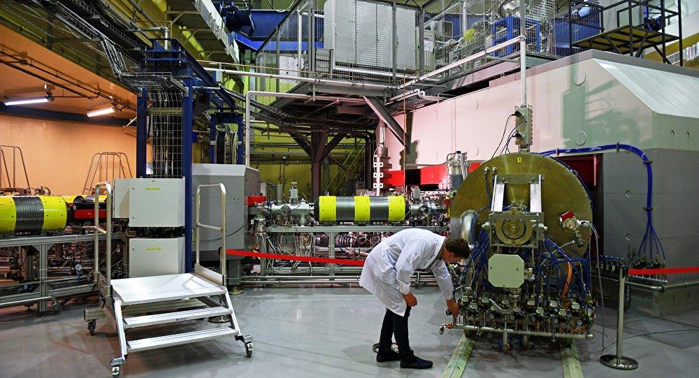 莫斯科郊外的杜布納原子核聯合研究所