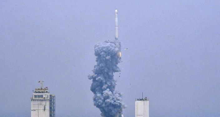 俄專家:中國運載火箭海上發射是世界級成功