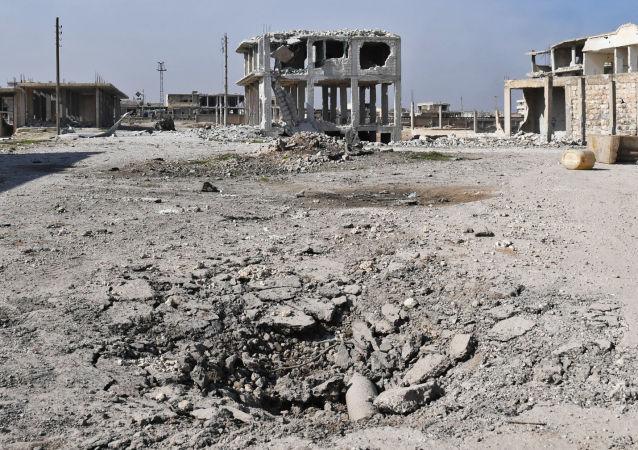 叙利亚政府军恢复针对伊德利卜恐怖分子的军事行动