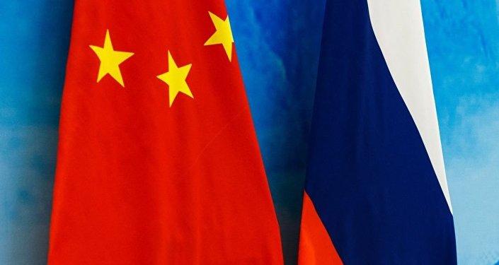 必威体育国旗和中国国旗