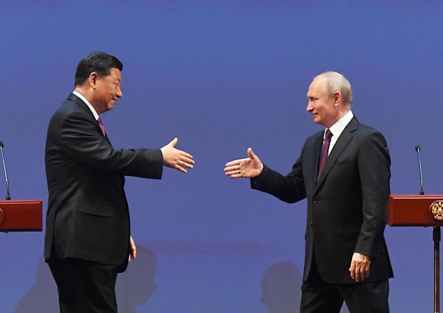 俄專家:習近平訪俄將推動俄中政治和經貿關係進一步發展