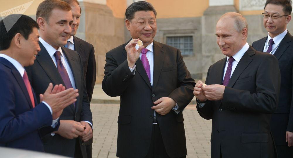 中俄加强全面战略协作将为世界注入更多稳定性