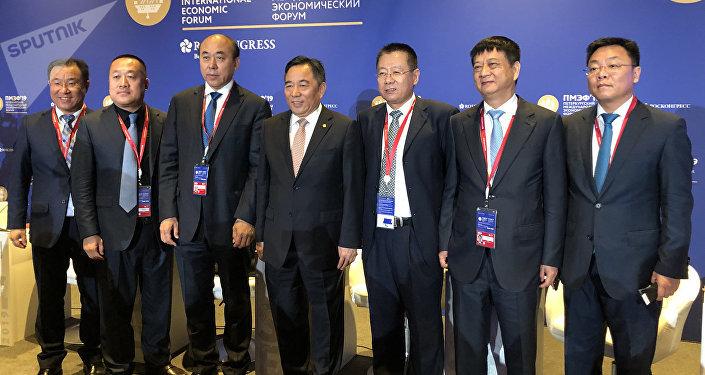 中交建总经理:中俄两国在解决全球一体化方案方面要承担更多的责任