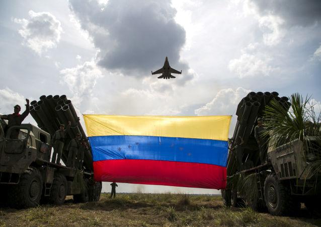 莫斯科准备必要时向委内瑞拉增派军事专家